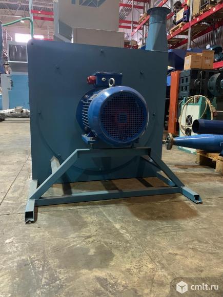 Радиальный вентилятор PZO-3-MU. Фото 1.