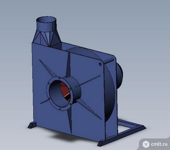 Радиальный вентилятор PZO-5.5-MU. Фото 3.