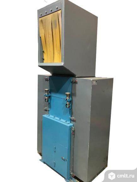 Моющая дробилка для биг-бегов PZO-600 DMG-DLG. Фото 1.