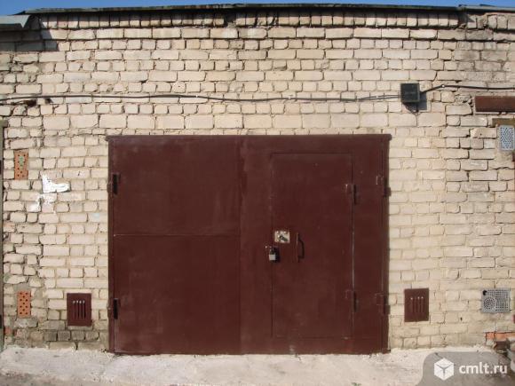 Капитальный гараж Электрон. Фото 1.