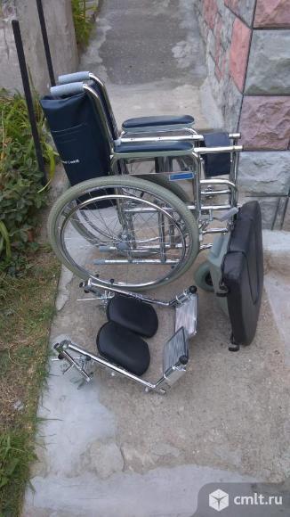 Кресло-коляска Titan Deutschland Gmbh (Германия). Фото 11.