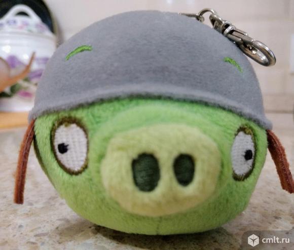 Брелок Angry Birds. Фото 1.