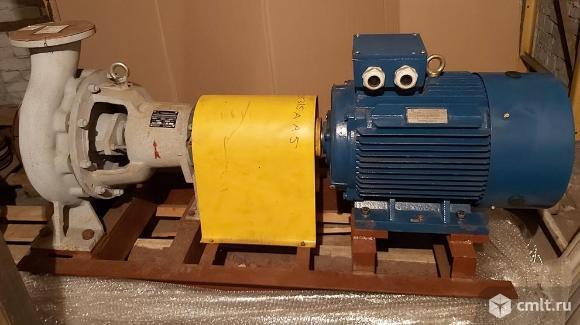 Насосный агрегат химический Х150-125-315а-А (новый, в наличии). Фото 1.