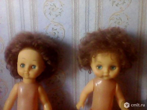 Куклы. Фото 1.
