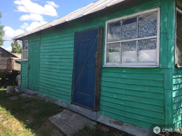 Дом 38,7 кв.м. Фото 4.