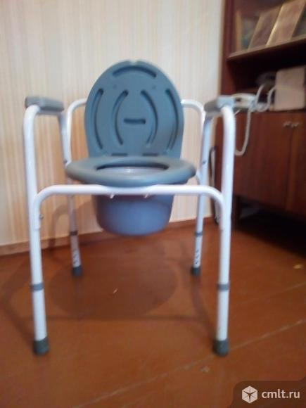 Кресло-туалет для инвалида. Фото 3.