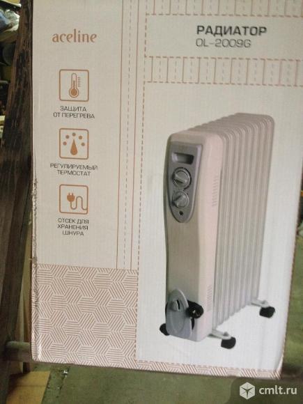 Маслонаполненный радиатор OL-2009G. Фото 1.
