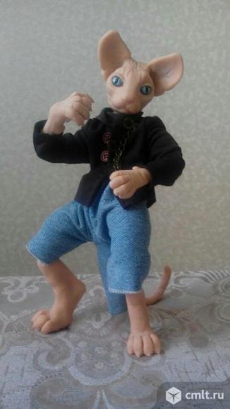 Куклы ручной работы. Фото 6.
