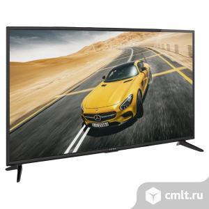 """Новый, гарантия USB 24""""(60см) телевизор LED DVB-T2. Фото 1."""