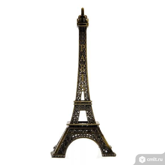 Эйфелева башня. Фото 1.