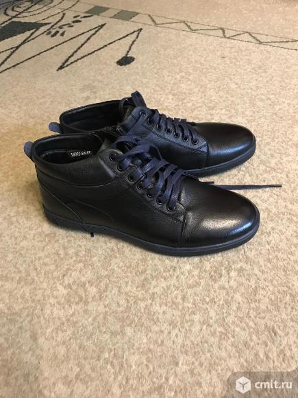 Демисезонные ботинки на подростка. Фото 1.