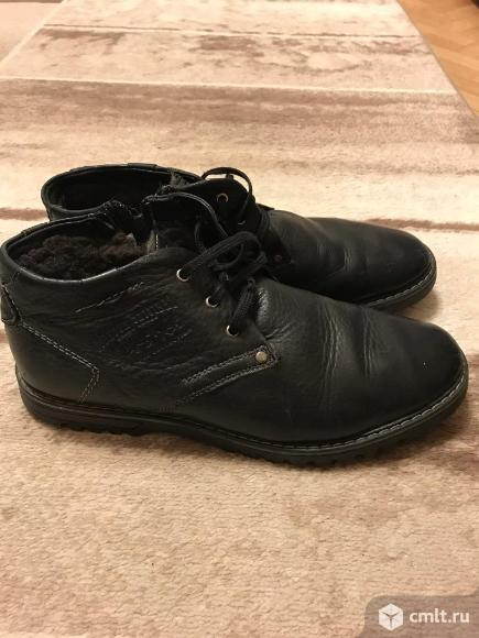 Зимние ботинки на подростка. Фото 1.