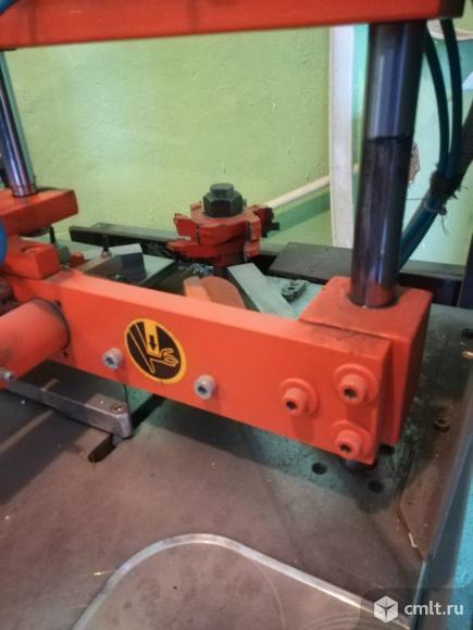 Комплект оборудования для производства окон ПВХ. Фото 7.
