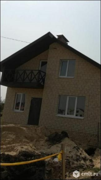 Дом новый современный в Новой Усмане .Высокое место.. Фото 1.