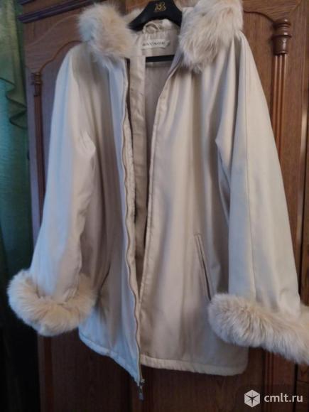 Куртка женская р.52. Фото 1.