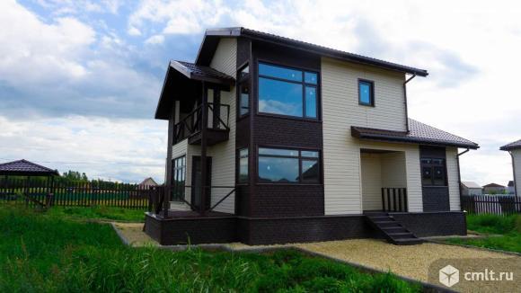 Продается: дом 169 м2 на участке 9.5 сот.. Фото 1.