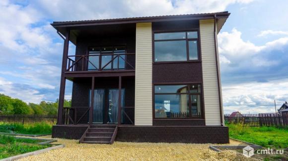 Продается: дом 165 м2 на участке 9 сот.. Фото 1.