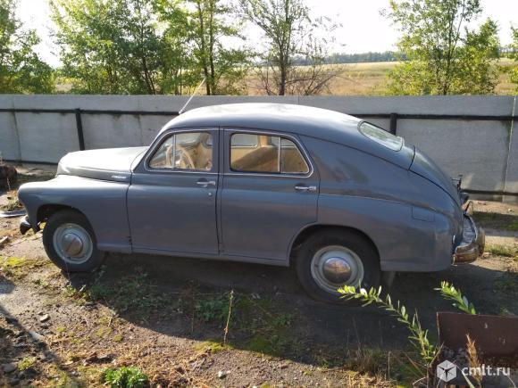 ГАЗ М20-Победа - 1953 г. в.. Фото 1.