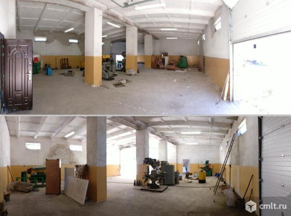 Капитальный гараж 240 кв. м Электрон. Фото 1.