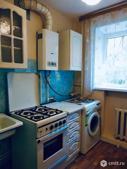 Ворошилова ул., №40. Однокомнатная квартира, 32/18/6 кв.м. Фото 1.