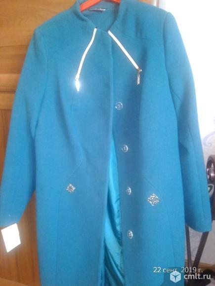 Пальто женское из кашемира. Фото 1.