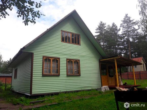 Продается: дом 80 м2 на участке 11 сот.. Фото 1.