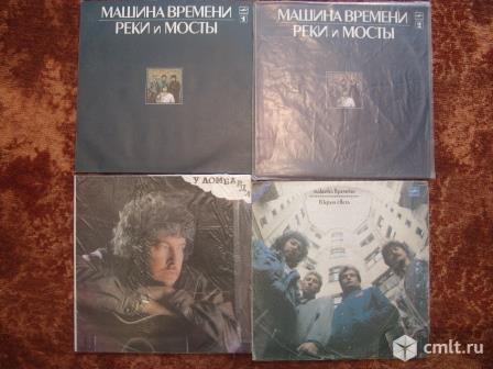 Пластинки разные и CD диски. Фото 4.