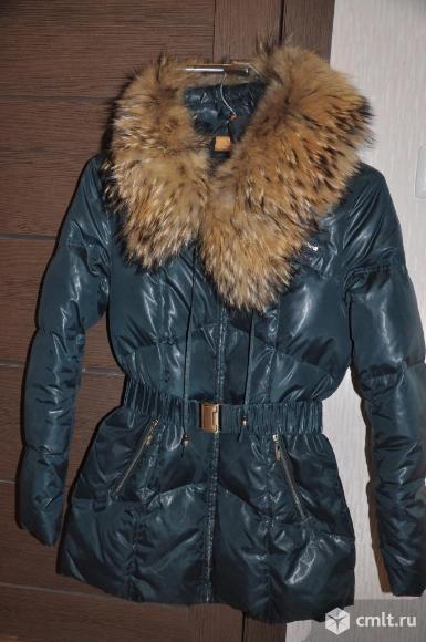 Куртка-пуховик Peercat 44 р-р. Фото 1.