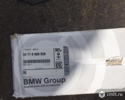 Тормозные диски bmw x70/f15. Фото 3.