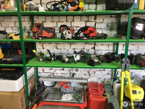 Аренда инструмента и строительного оборудования. Фото 1.