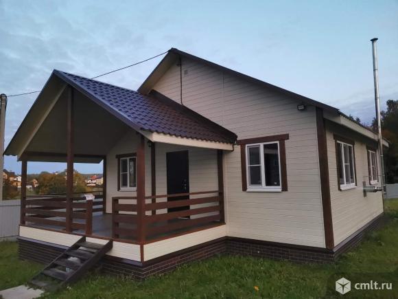 Продается: дом 85 м2 на участке 8 сот.. Фото 1.