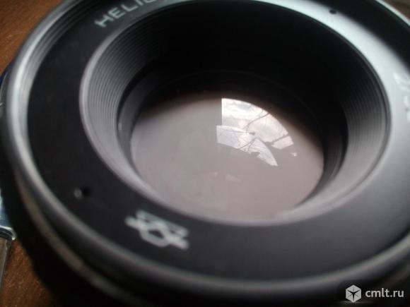 Зенит 11, объектив Helios-44M. Фото 10.