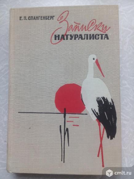 Спангенберг. Записки натуралиста. 1964 год. Фото 1.