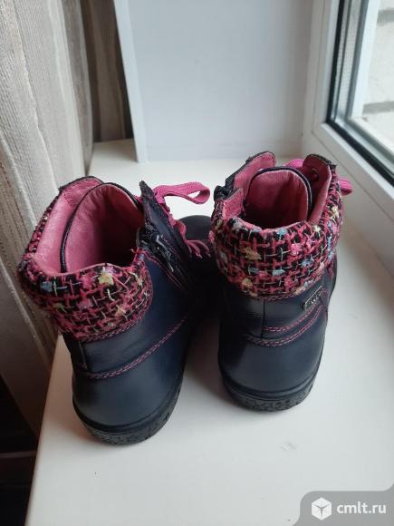Ботинки кожаные Капика. Фото 3.