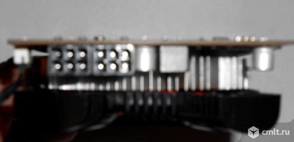 Видеокарта nvidia GeForce GTX 560. Фото 4.