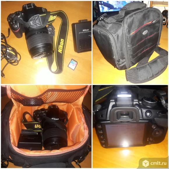 Фотоаппарат Nikon D3200. Фото 1.