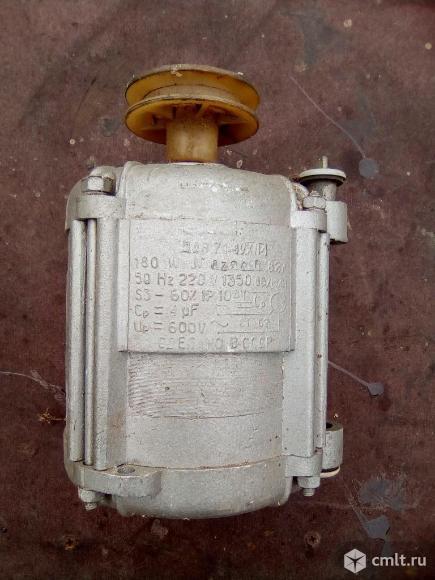 Эле-двигатели ( 1350 вт )  от стиральных машин. Фото 1.