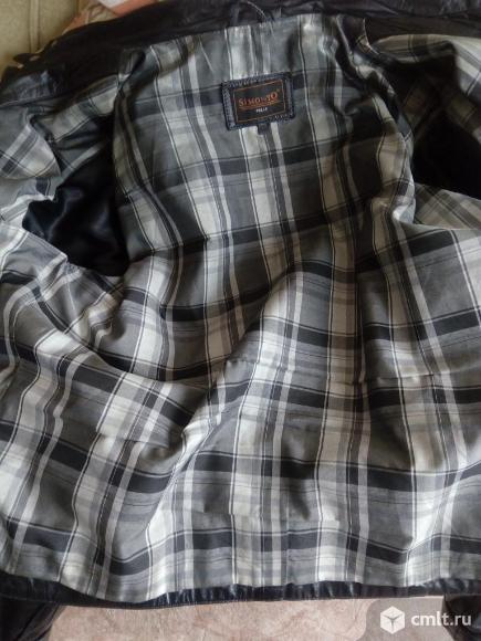 Куртка кожаная. Фото 5.