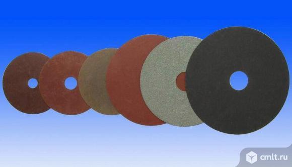 Линия по производству дисков шлифовальных. Фото 1.