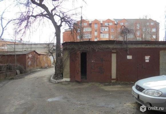 Капитальный гараж 18 кв. м. Фото 1.