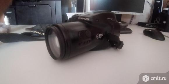 Фотоаппарат пленочный Olimpus IS-3000. Фото 1.