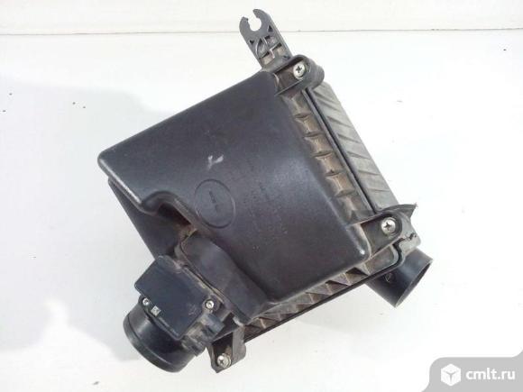 Корпус воздушного фильтра + дмрв LADA GRANTA / LADA KALINA 12- / DATSUN ON-DO / MI-DO 14- б/у 165015. Фото 1.