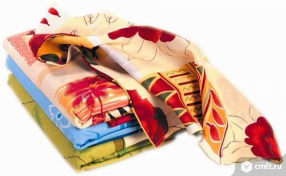 Комплекты постельного белья для строительных организаций. Фото 1.
