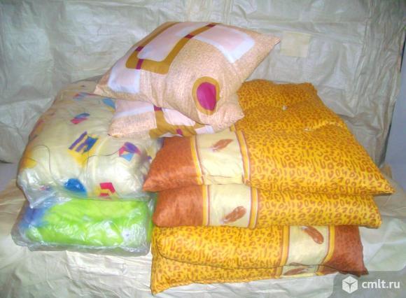 Комплекты постельного белья для строительных организаций. Фото 2.