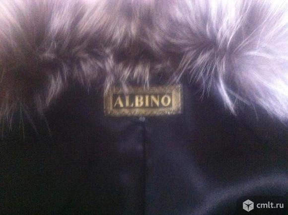Меховая жилетка albino. Фото 3.