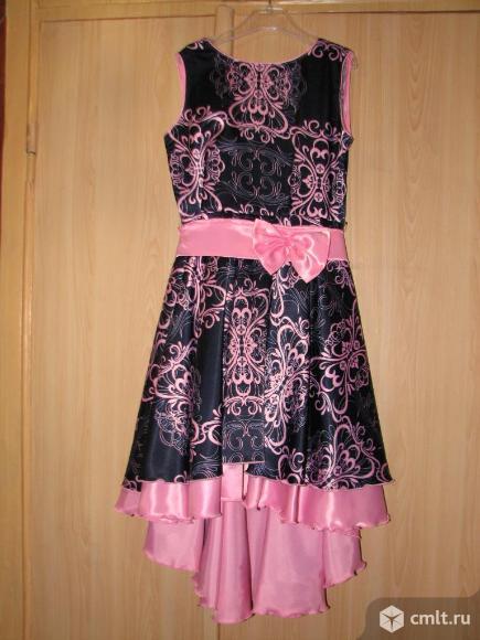 Нарядное платье. Фото 4.