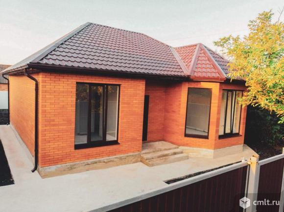 Продается: дом 100 м2 на участке 4 сот.. Фото 1.