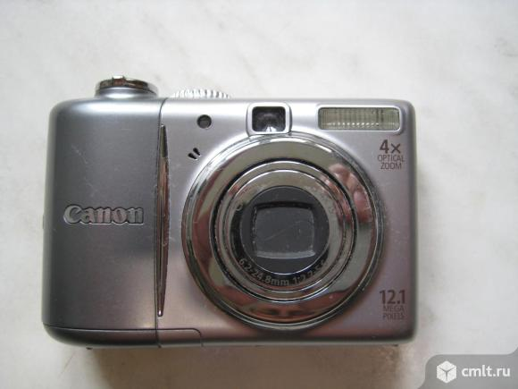Canon A1100 IS. Фото 1.