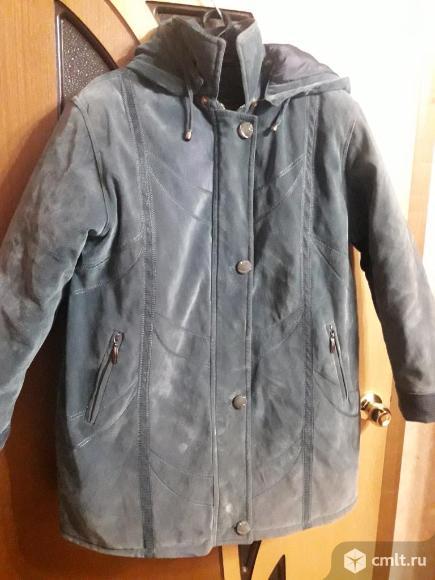 Зимняя куртка. Фото 6.