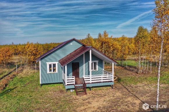 Продается: дом 80 м2 на участке 10 сот.. Фото 1.